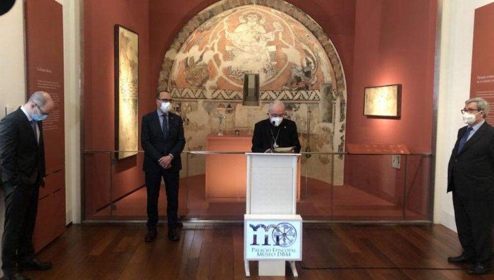 El Museo de Lérida fija el 5 y el 10 de marzo la devolución de los bienes restantes