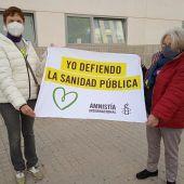 Amnistía Internacional, Informe Salud
