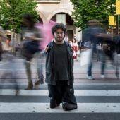 Raúl Gay, discapacitado y autor del libro 'Retrón: Querer es poder (a veces)'