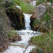 La Fiscalía solicita el pago de 20 millones de euros a  la mina de oro de Belmonte por vertidos contaminantes al río Cauxa.