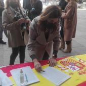 Rosa Romero ha firmado en Ciudad Real