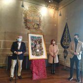 Una pintura del autor extremeño José Tomás Pérez Indiano ilustra el cartel de la Semana Santa de Badajoz