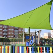 Badajoz tiene el aparataje preparado para reabrir los juegos infantiles, a la espera de una consulta con Salud Pública