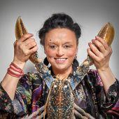 Najat Kaanache, la 'chef peregrina'