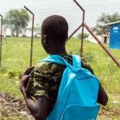Niños Soldados rescatados