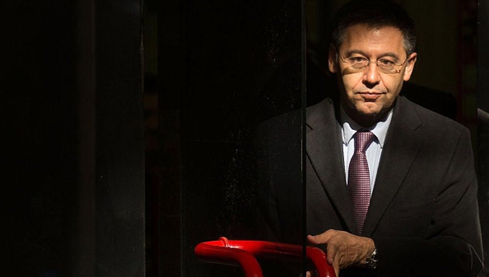 Bartomeu, detenido por el Barçagate