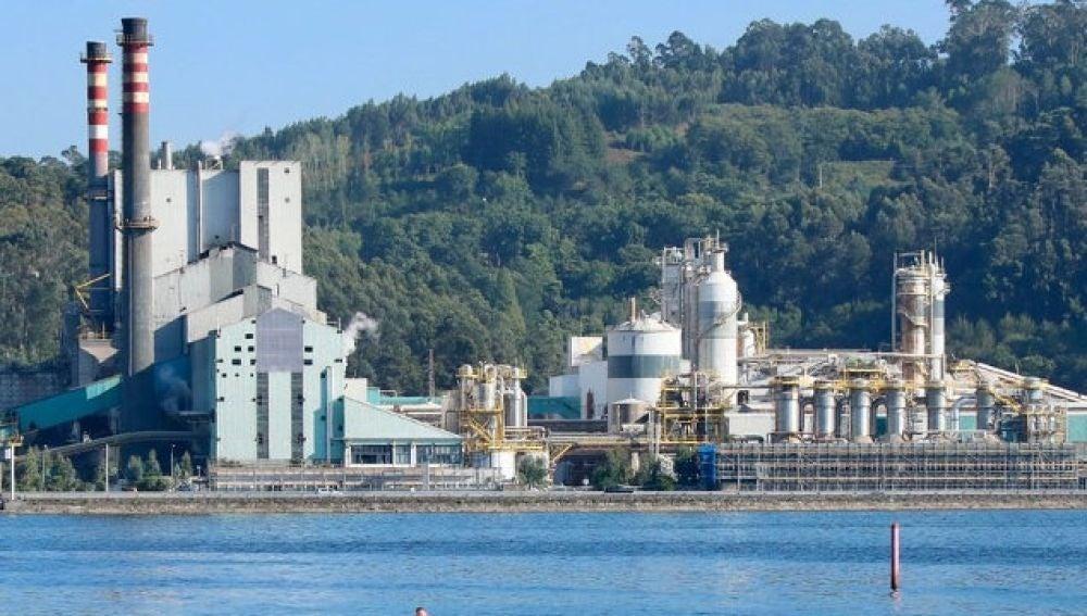Fábrica de Ence Pontevedra