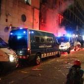 Reunió avui entre Generalitat i Ajuntament pels disturbis a Barcelona