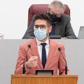 Antonio Espín, diputado del PSOE