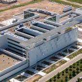 Edificio del IMPA en el campus de la Universidad de Alcalá