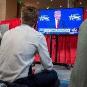 Trump sigue negando la derrota electoral y asegura que no va a formar un nuevo partido