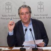 Pablo González, nueve presidente del PP de Gijón