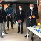 Trampas 3D baratas contra la avispa asiática