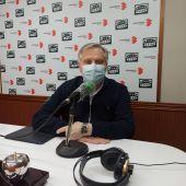 Francisco Cañizares durante la entrevista en Onda Cero Ciudad Real