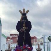 El cristo de Medinaceli, en Ceuta