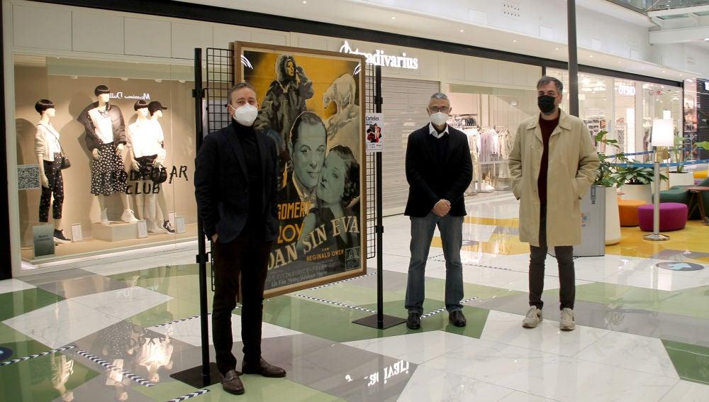 L'Aljub acoge la exposición 'Carteles de Cine'
