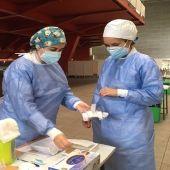 Campaña de vacunación en Gijón