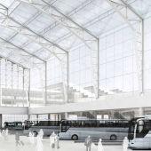 Estación autobuses Santiago