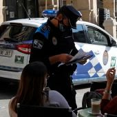 A Policía Local efectúa 26 denuncias esta fin de semana por incumprir as medidas sanitarias