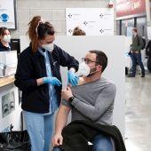 Imagen de archivo: vacunación.