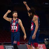 Baskonia equipo mejor valorado de la Euroliga