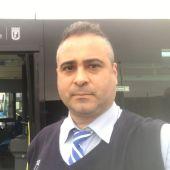 Roberto Sieteiglesias, oyente y conductor de la EMT