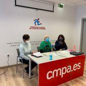 Presentación del la Plataforma por el Derecho a la Vivienda en Asturias