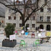 """Ainhoa Lozano, SOS Pirineos, """"los anuncios de ayudas son palabras vacías"""""""