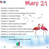 Las actividades del Casal de Jóvenes de Formentera se inician con la celebración del Día Internacional de la mujer