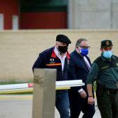 Villarejo sale de la cárcel al no poder ser juzgado antes de cuatro años