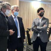 El alcalde de Estepona visita las instalaciones de EADE