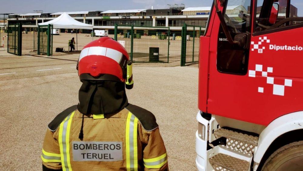 Bomberos de Teruel