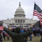 La Policía del Capitolio alerta de un plan para atacar de nuevo el edificio