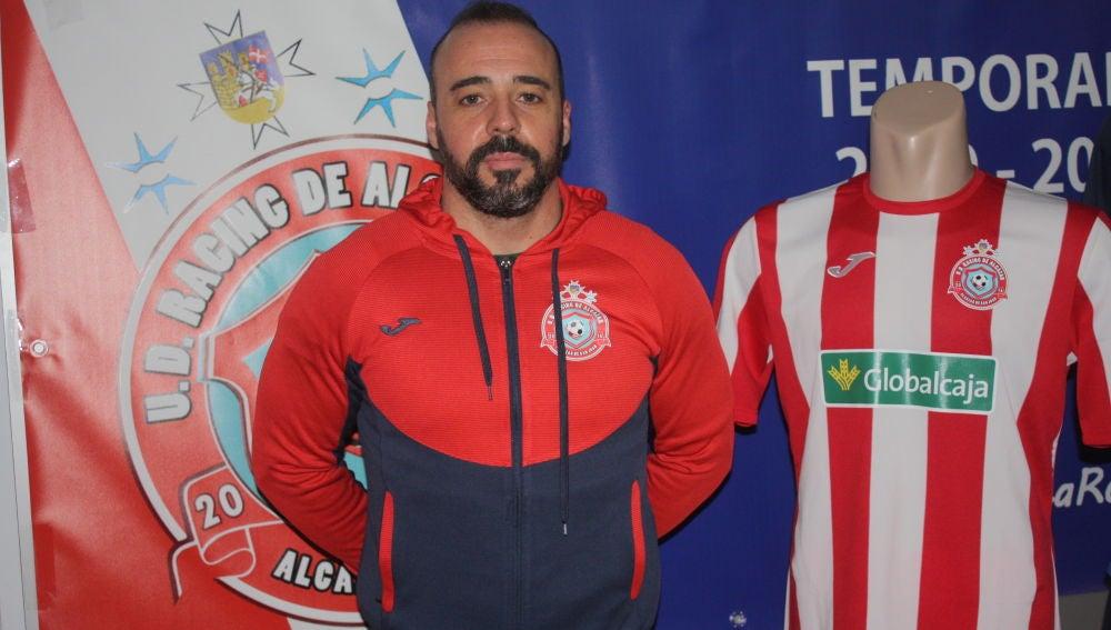 El albaceteño Antonio López Martínez entrenará al Racing de Alcázar hasta final de temporada