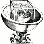 Funcionamiento del sistema solar por Keppler