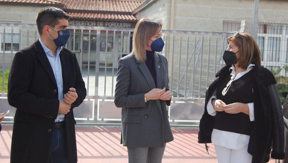 A Xunta duplicará a capacidade da residencia de Porqueira ata as 46 plazas