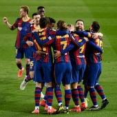 Barça, finalista de la Copa del Rey