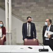 El grupo parlamentario VOX confirma su voto negativo y la moción de censura de Ciudadanos-PSOE no prosperará
