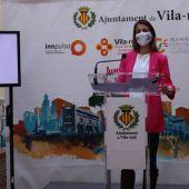 La regidora d´Educació, Aida Beteta ha presentat  Educavila Diveraprén.