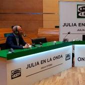 Toni Gaspar, presidente de la Diputación de Valencia