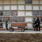 Cementerios vacíos