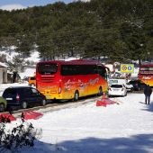 El Gobierno estudiará alternativas tras el cierre de la estación de Navacerrada