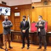 A Xunta levará a cabo a instalación de climatización en varias dependencias da Audiencia Provincial
