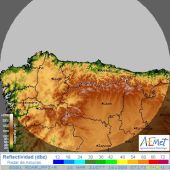 Radar meteorológico Asturias