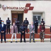 Nuevas dependencias de la policía local