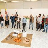 O Concello reúne un cento de traxes e personaxes de 44 entroidos de Ourense
