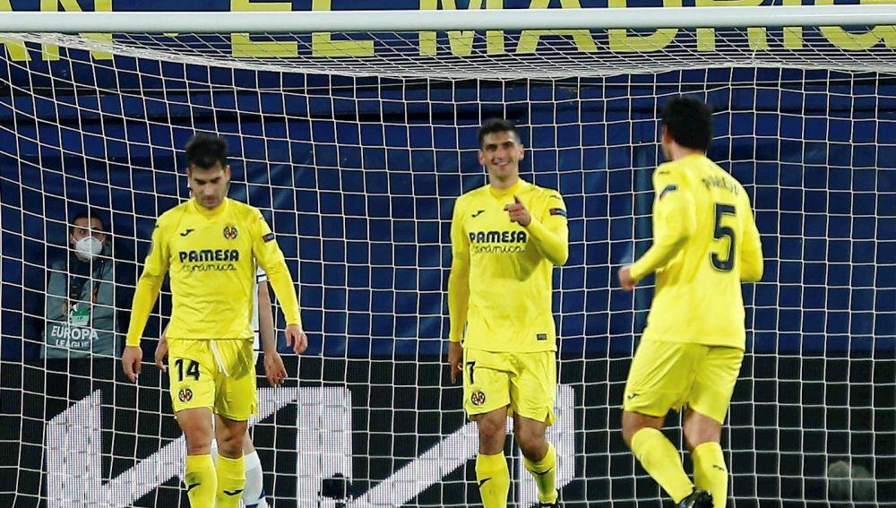 El Villarreal se mete en cuartos al ritmo de Gerard Moreno