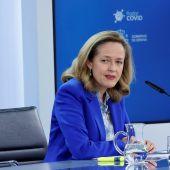 Nadia Calviño, con Alsina en directo: entrevista a la nueva vicepresidenta segunda y ministra de Economía