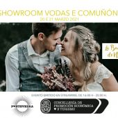 Showroom vodas e comuñóns