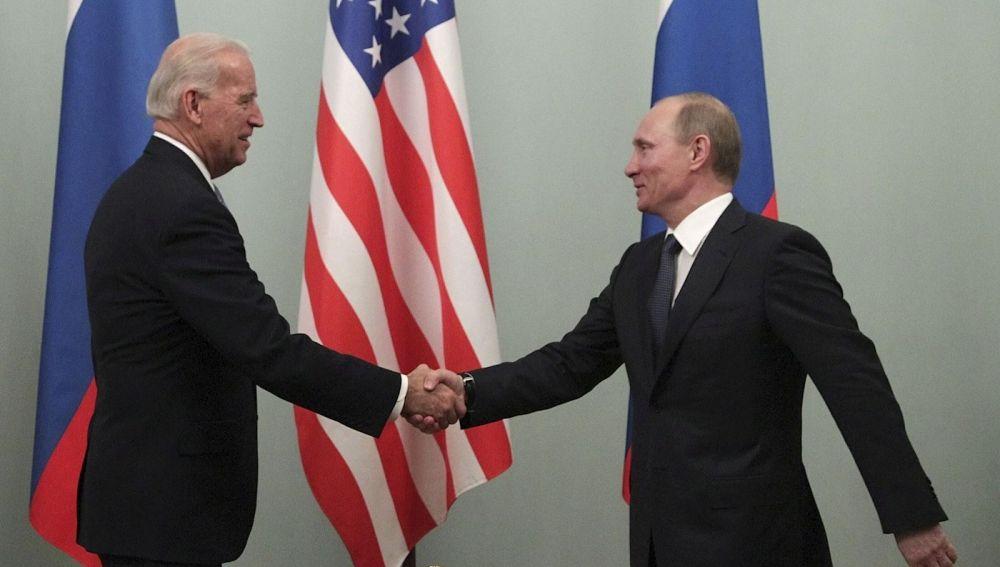 """Biden llama asesino a Putin y este le responde: """"El que lo dice, lo es. Le deseo buena salud"""""""